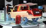 Geneva show: Rinspeed BamBoo concept