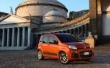 102mph Fiat Panda 1.2