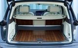 Audi Q7 V12 TDI Exclusive boot space
