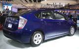 Toyota Prius rear quarter