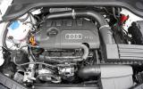 2.0-litre TFSI Audi TT engine