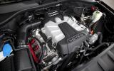 3.0-litre TFSI Audi Q7 engine