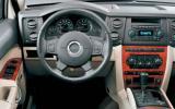 Jeep Commander 3.0 V6 CRD Limited