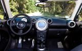 Mini Countryman ALL4 dashboard