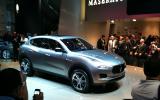Detroit show: Maserati Kubang