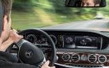 Mercedes Benz S500 plug-in hybrid revealed