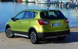 Suzuki SX4 S-Cross first drive review