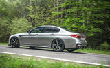 AC Schnitzer ACS5 Sport 2020 road test review - on the road side