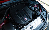 Alpina B3 2020 road test review - engine