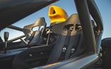 Ariel Atom 4 2019 road test review - seats