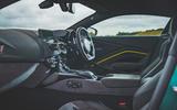 14 Aston Martin Vantage F1 2021 RT cabin