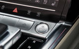 Audi E-tron 55 Quattro 2019 road test review - start button