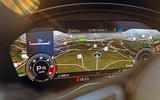Audi S4 TDI 2019 road test review - instruments