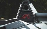 BAC Mono 2018 review - headrest
