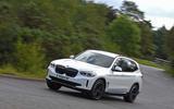 14 BMW iX3 2021 FD Frontcornering