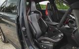 14 BMW M5 CS 2021 RT front seats