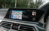 BMW X5 2018 road test review - infotainment