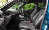 DS 3 Crossback 2019 road test review - cabin