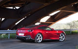 Ferrari Portofino review roof up