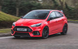 Ford Focus RS 2019 road test review - action