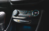 Ford Puma 2020 road test review - climate controls