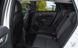 Honda Jazz 2020 road test review - rear seats