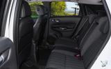 Honda Jazz 2020 road test review - rear seats