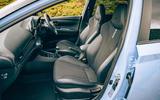 14 Hyundai i20 N 2021 RT cabin