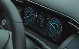 14 Hyundai Tucson 2021 road test review instruments