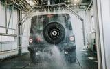 14 Ineos Grenadier 2021 prototype drive washing