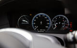 Jaguar XF Sportbrake 2019 road test review - instruments