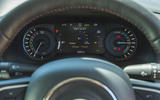 14 Jeep Renegade 4xe 2021 RT instruments