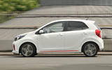Kia Picanto review side profile