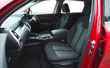 14 Kia Sorento 2021 road test review front seats