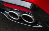 Kia Stinger GT line 2018 review exhaust