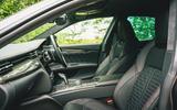 14 Maserati Quattroporte trofeo 2021 RT cabin