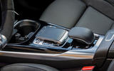 Mercedes-AMG A35 2018 review - centre console