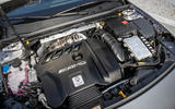 Mercedes-AMG CLA 45 S 2019 road test review - engine