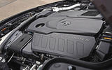 Mercedes-Benz CLS 400d 2018 review engine
