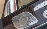 Mercedes-Benz GLE 2018 review - speakers