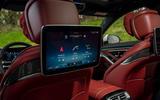 14 mercedes s class s500 2020 lhd uk first drive review rear infotainment