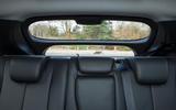 Mitsibushi Eclipse Cross 2018 review rear window view