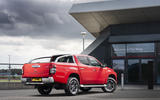 Mitsubishi L200 2019 road test review - static rear