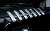 Peugeot 508 SW 2019 review - climate controls