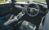 14 Porsche 911 GT3 2021 RT dashboard