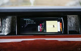 Rolls Royce Phantom 2018 review infotainment audio
