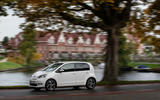 SKoda Citigo-e IV 2020 road test review - on the road side