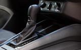 Skoda Scala 2019 road test review - gearstick