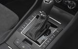 14 Skoda Superb Estate 2021 RT update gearstick