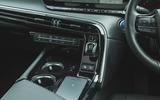14 Toyota Mirai 2021 RT centre console